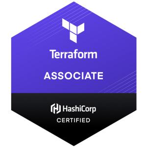 Hashicorp Certified Terraform Associate